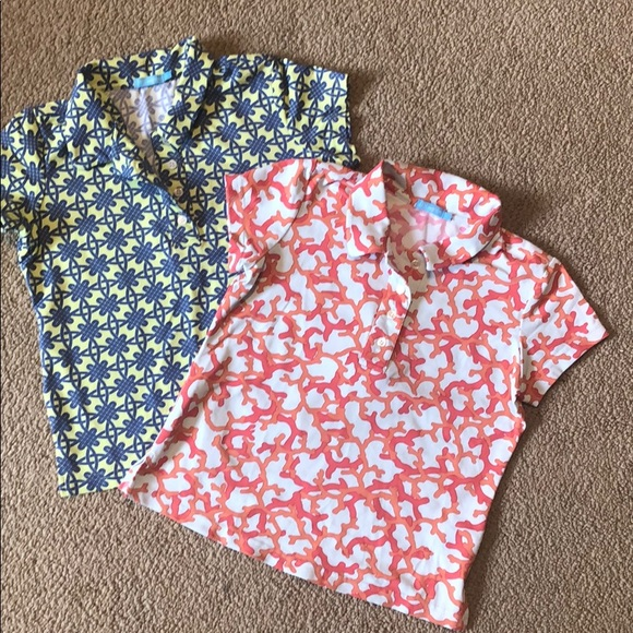 J. McLaughlin Other - J McLaughlin Girls Tech Golf Shirts